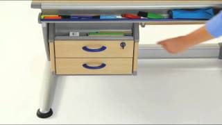 Moll Booster - The Ultimate Ergonomic Desk For Kids