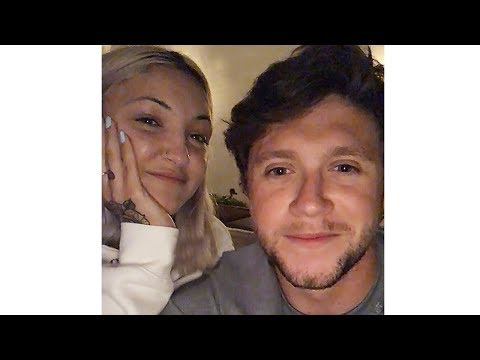 Niall Horan аnd Julia Michaels - Instagram Live Stream ( February 9 2019)