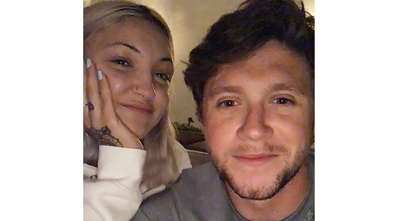 Niall Horan аnd Julia Michaels - Instagram Live Stream (February 9 2019)