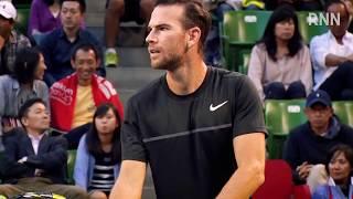 [RNN] Rakuten Japan Open Tennis Championships 2017