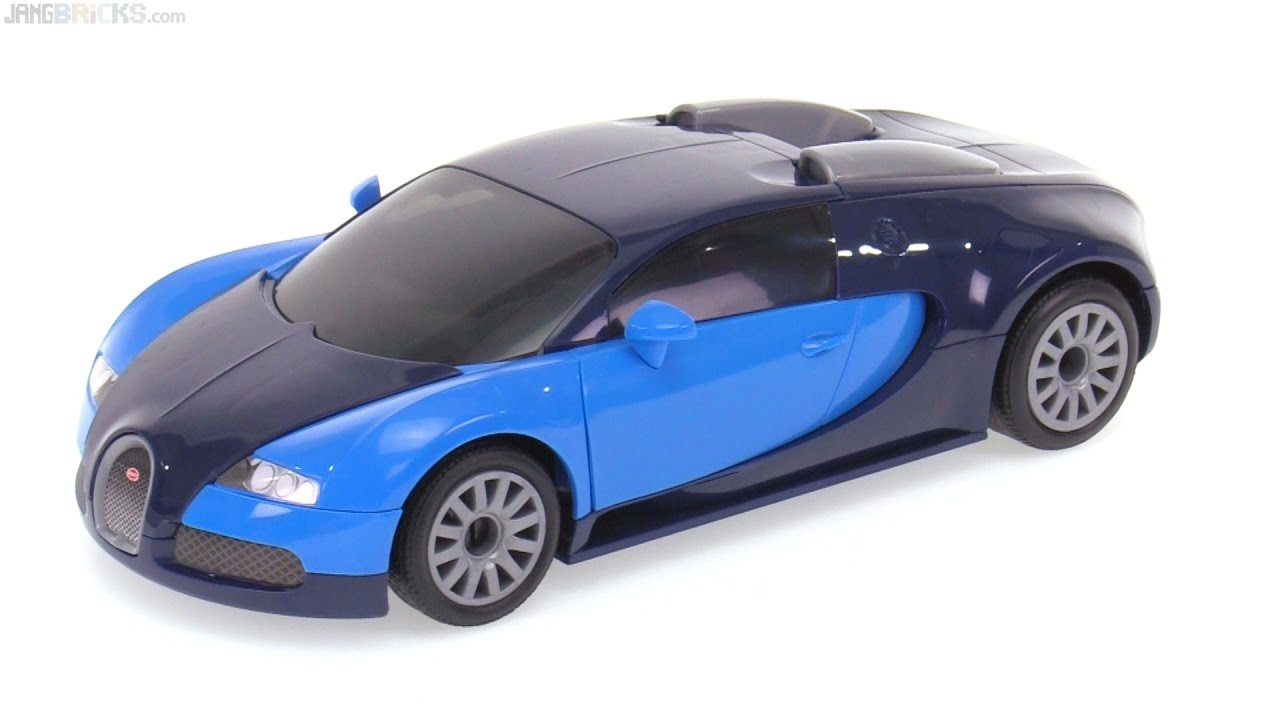 airfix quick build bugatti veyron review youtube. Black Bedroom Furniture Sets. Home Design Ideas