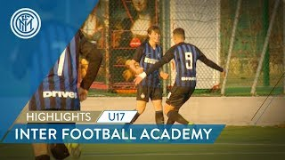 ATALANTA 0-2 INTER | HIGHLIGHTS INTER U17 | Inter Football Academy