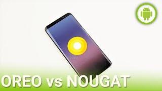 GALAXY S8 con OREO: le principali NOVITÀ a confronto con Nougat