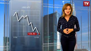 InstaForex tv news: Investors still reluctant to buy USD    (15.02.2018)