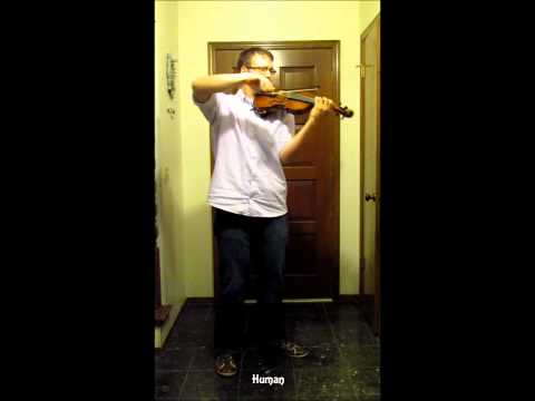Lead Me to the Cross - Hillsong United Violin Cover with Lyrics