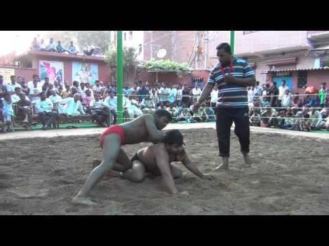 00010 : Gokalpuri Dangal 2016 :  rahul vs mohit.