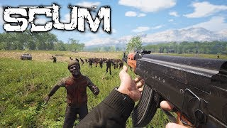 Scum - This War Is Never Over! 10 FREE KEYS!