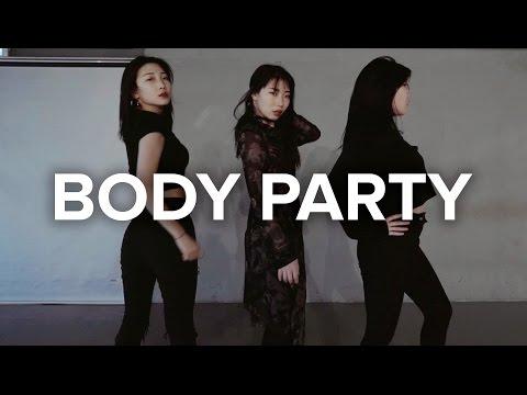 Body Party  Ciara  Jiyoung Youn Choreography