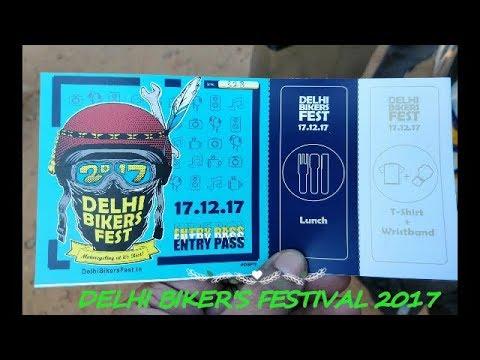 DELHI BIKERS FESTIVAL 2017