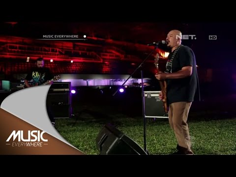 Netral - Cinta Gila (Live at Music Everywhere) *