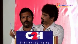 C2H Cheating Case Filed against Director Cheran