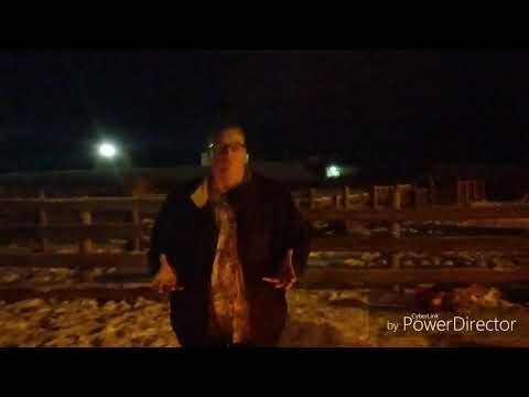 RED DEER ALBERTA CANADA: Heritage Ranch Date Night Sleigh Ride And Dinner