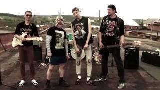 Клип Панк-группы B.F.