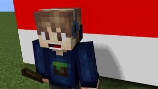 odo kentang nyanyi lagu 17 agustus minecraft animation special 17an