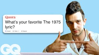 Matty Healy Goes Undercover on Reddit, YouTube and Twitter | GQ
