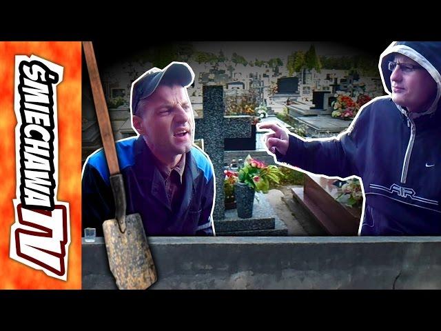 Cmentarz u Szwagra - Video Dowcip