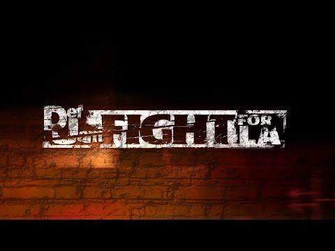 Def Jam Fight For L.A - Announcement Trailer | Concept By Captain Hishiro