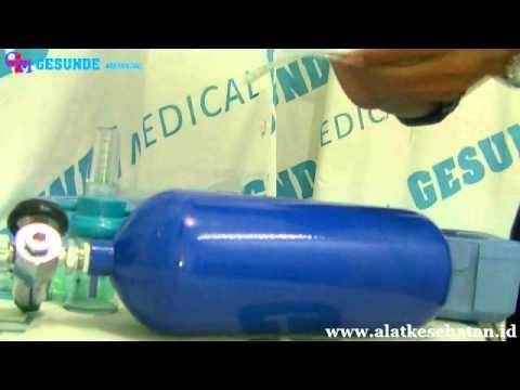 Jual Tabung Oksigen Kecil 2L - Www.alatkesehatan.id