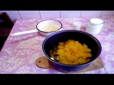 Бабушкины домашние рецепты.Тыквенник в мультиварке