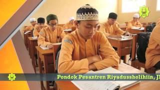 Profil Pondok Pesantren Riyadhussholihiin Pandeglang
