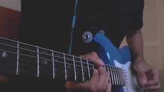Outta My Head - Khalid, John Mayer Guitar Solo Cover