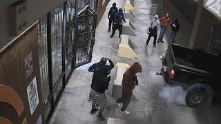 Masked Robbers Smash And Raid Texas Gun Shop (Video) thumbnail