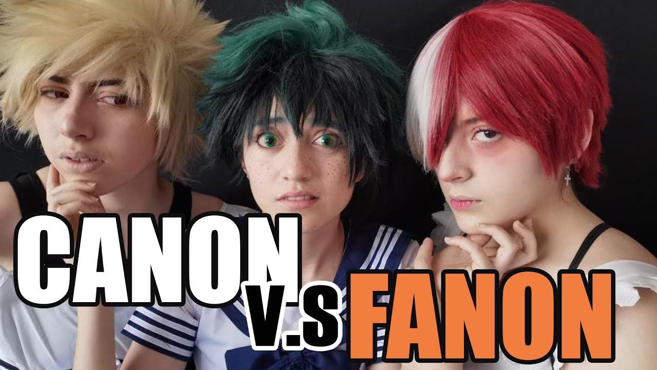 Download CANON VS FANON - TodoBakuDeku Cosplay Video
