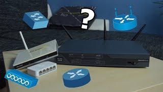 Jak vybrat síťové zařízení?