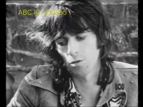 GTK: Keith Richards in Melbourne (1973)