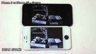 iPhone 5 vs iPhone 4S on Game(, 2012-09-21T14:14:54.000Z)