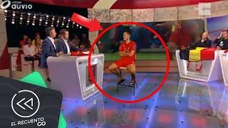 ¿En Bélgica entrevistan a holograma de Eden Hazard? | El Recuento Go