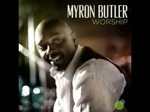 NEW 2012 Myron Butler- I Honor You As My King