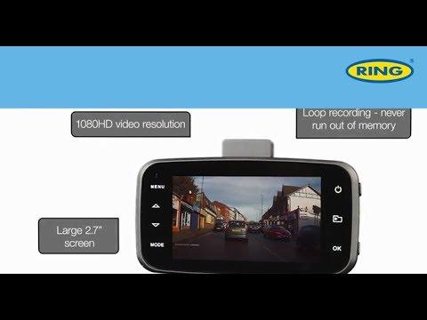 Ring RBGDC50 Compact Dash Camera