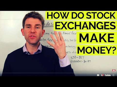 How Stock Exchanges Work And Make Money 💵
