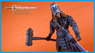 Super7 ULTIMATES! Conan the Barbarian THORGRIM Action Figure Review