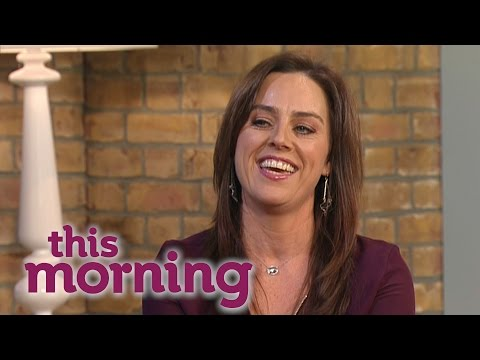 Jill Halfpenny On 20 Years Of Byker Grove  This Morning