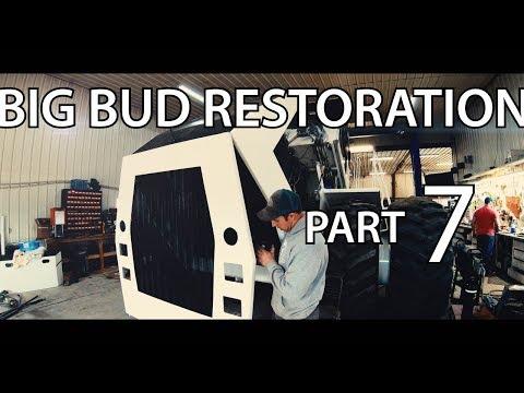 BIG BUD Tractor 🚜 Restoration - Part 7