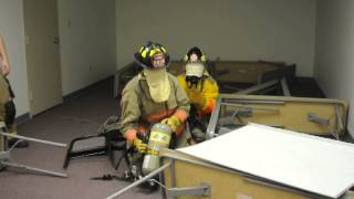 Firefighter Search and Rescue Training - PART ONE