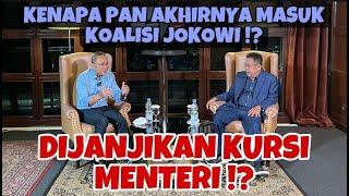 Download KENAPA PAN AKHIRNYA MASUK KOALISI JOKOWI!? DIJANJIKAN KURSI MENTERI!? - KARNI ILYAS CLUB