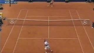 Guga Kuerten X Federer