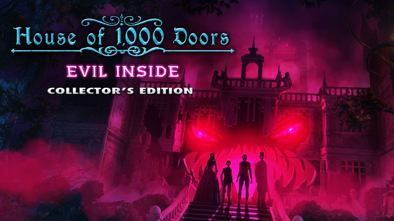 house of 1000 doors: evil inside collector's edition - youtube