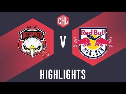 Highlights: Malmö Redhawks vs. Red Bull Munich