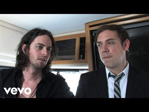 The Airborne Toxic Event - Collage Society (Interview)