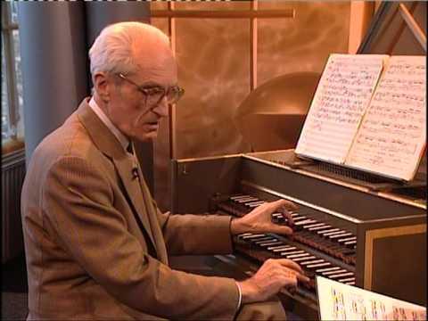 Reiziger in Muziek: Gustav Leonhardt (1928 - 2012) Dutch