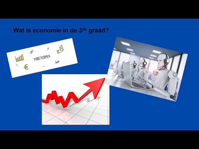 Presentatie economie openschooldag
