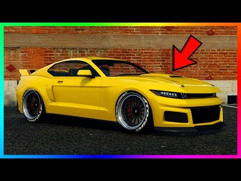 10 Things You NEED To Know About The Vapid Dominator GTX Before You Buy In GTA Online! (GTA 5 DLC)