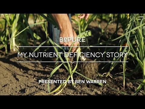 My Nutrient Deficiency Story
