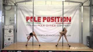 Valentina  & Paola - Italian Pole Dance Contest 2016