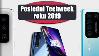 Galaxy S11+ vs. Huawei P40 Pro, ohebné véčko Samsung a OnePlus 8 | Techweek #42