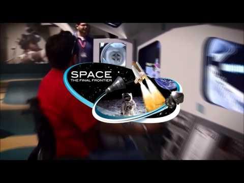 Space The Final Frontier en Costa Rica (Spot 3)